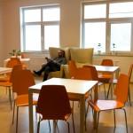 Mazowiecki Szpital Onkologiczny w Wieliszewie, Pokój dzienny